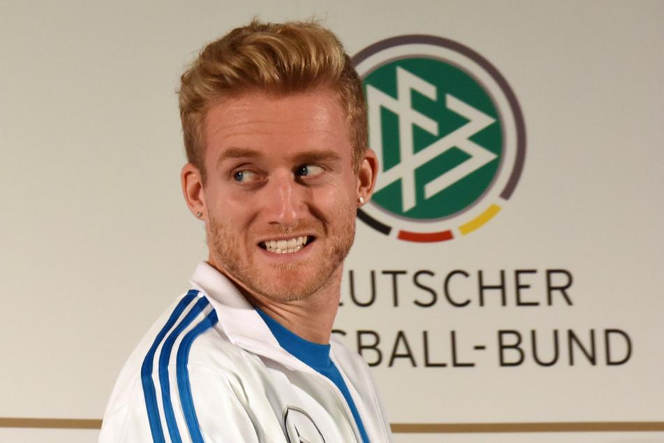 """Die Podcast-Reihe """"Nice am Stil"""" mit Ex-Fußballweltmeister André Schürrle startet am Dienstag. (Archiv)"""