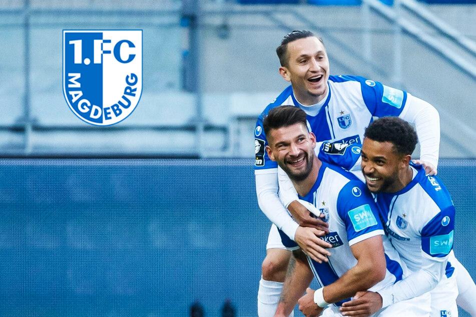 1. FC Magdeburg feiert nach großartiger Serie den Klassenerhalt!