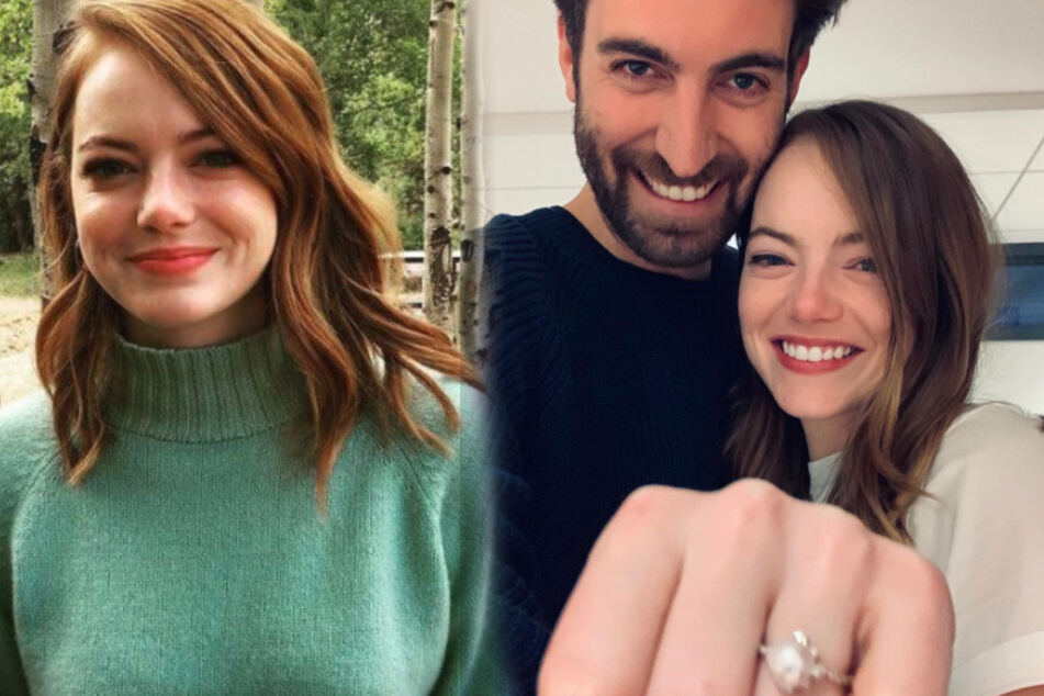 Emma Stone (32) and Dave McCary (35) have been engaged since December 2019.