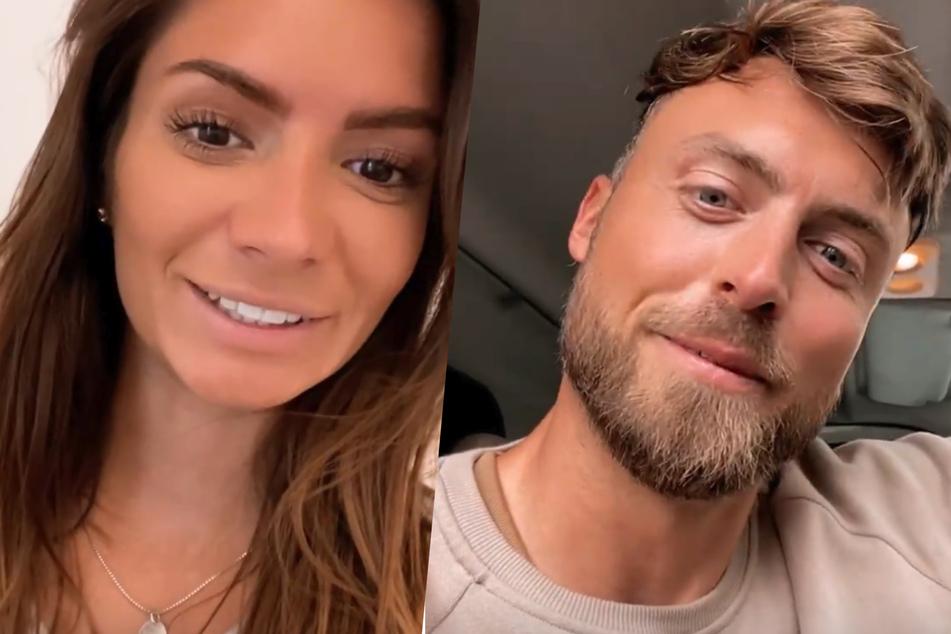Michèle de Roos (27) und Niko Griesert (30) sind seit Anfang 2021 ein Paar. Jetzt ziehen sie in ihre erste gemeinsame Wohnung.