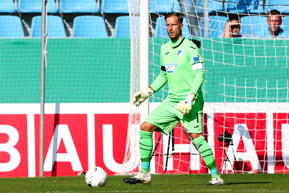 Keeper Oliver Baumann hielt in Chemnitz zwei Elfmeter und war somit entscheidend am Weiterkommen seiner TSG beteiligt.