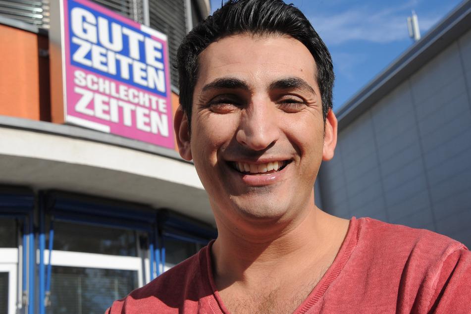 Mustafa Alin wurde in seiner GZSZ-Rolle als Mesut Yildiz bekannt. (Archivbild)