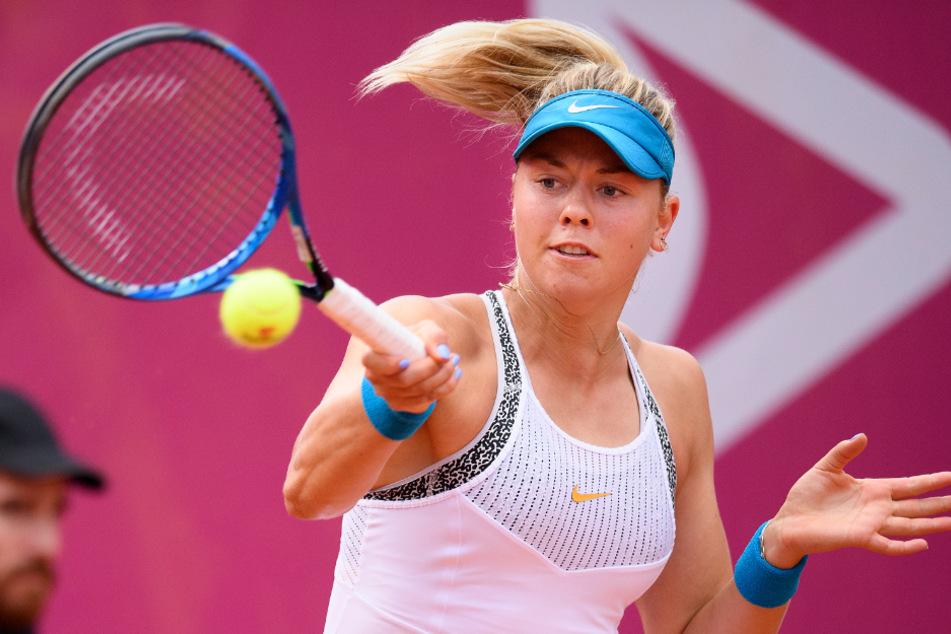 Tennis-Beauty Carina Witthöft sagt Comeback-Versuch ab