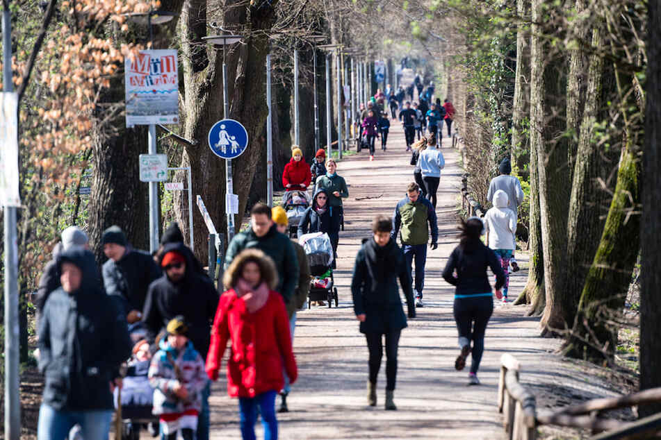 Coronavirus in Bayern: Über 6000 Infizierte