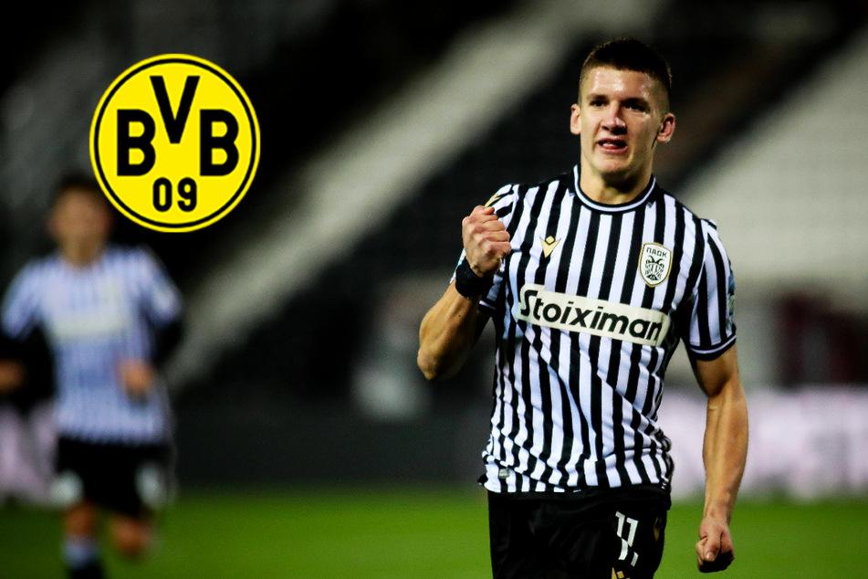 BVB beobachtet Mega-Talent! Schnappt sich Dortmund einen torgefährlichen Flügelflitzer?