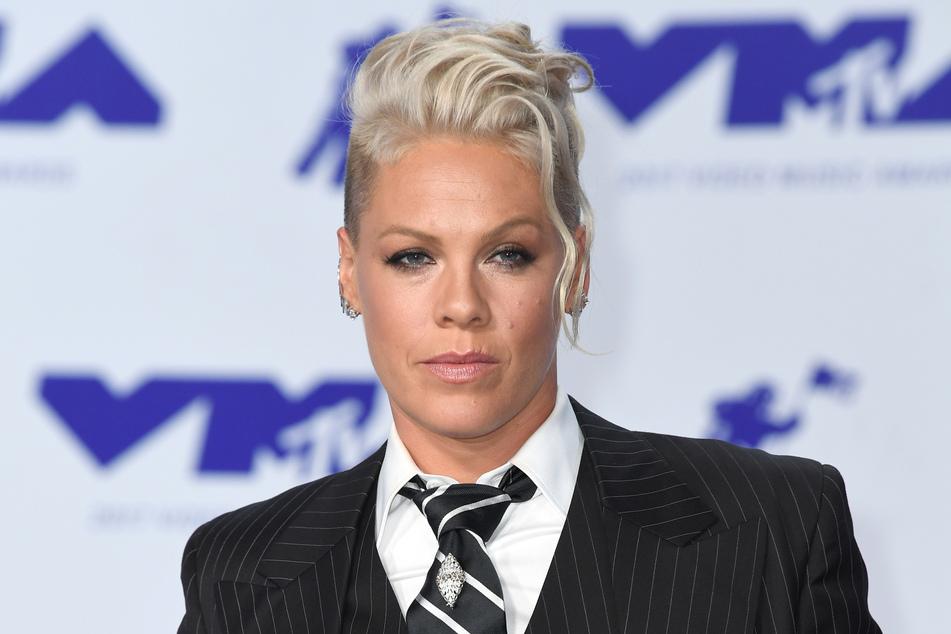 """Sängerin Pink (41) will die Geldstrafe der Norwegerinnen wegen """"unangemessener Bekleidung"""" zahlen."""