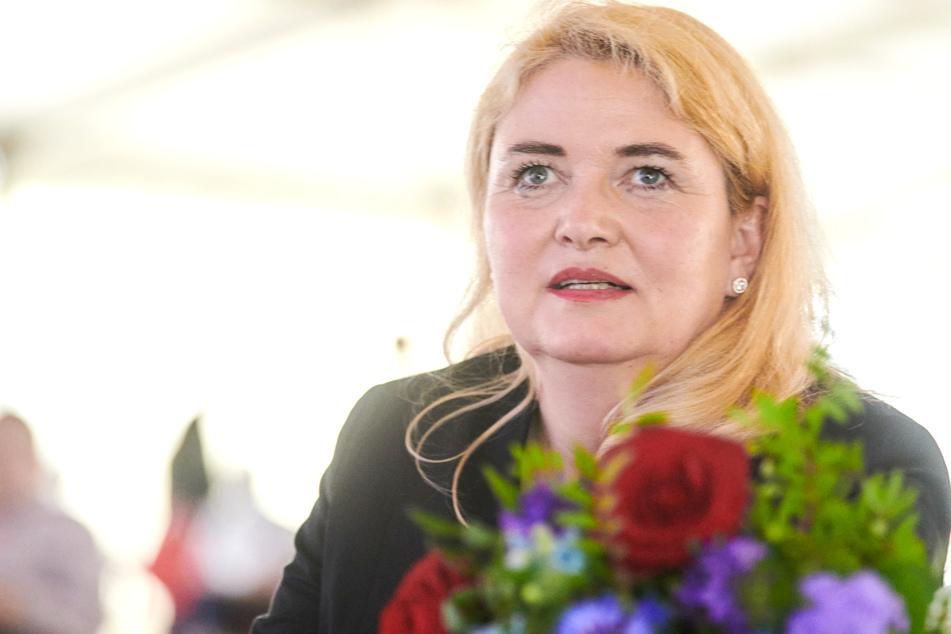 Kristin Brinker ist Spitzenkandidatin der Berliner AfD!