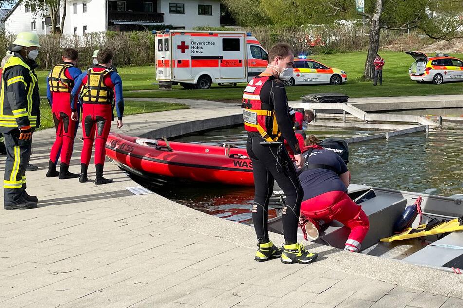 Flugzeugabsturz im Oberallgäu mit vier Verletzten: Bergung steht bevor
