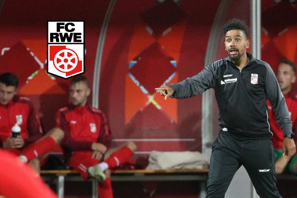 Corona-Ausbruch beim FC Rot-Weiß Erfurt! Auswärtsspiel abgesagt