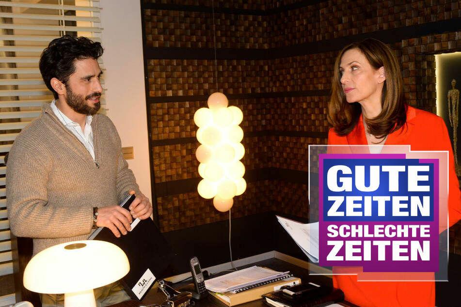 GZSZ: Lassen Katrin und Tobias doch wieder die Laken glühen?