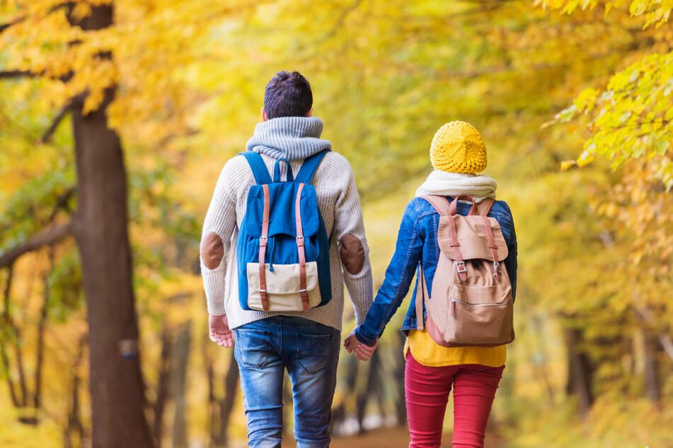 """In einigen Teilen Deutschlands kann der """"Goldene Oktober"""" in den kommenden Tagen bei Werten um 20 Grad noch genossen werden."""