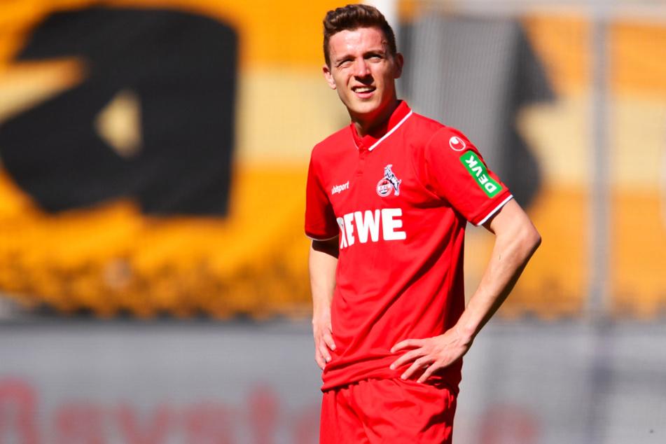 Niklas Hauptmann brachte Dynamo bei seinem Wechsel nach Köln 3,4 Millionen Euro.
