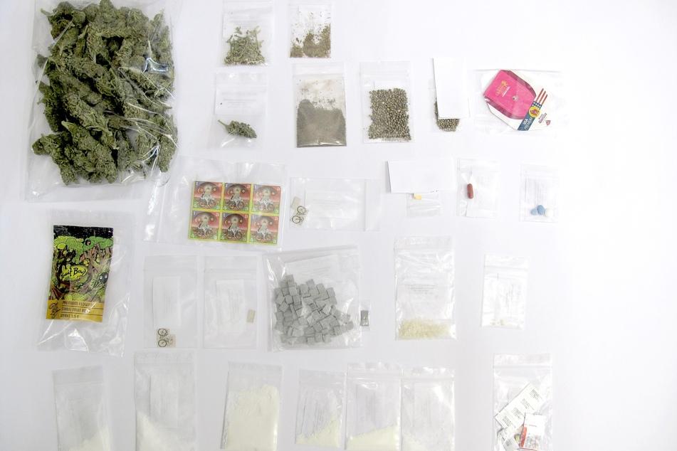 Drogenfund in Chemnitz! 30-Jähriger soll Betäubungsmittel an Minderjährige verkauft haben
