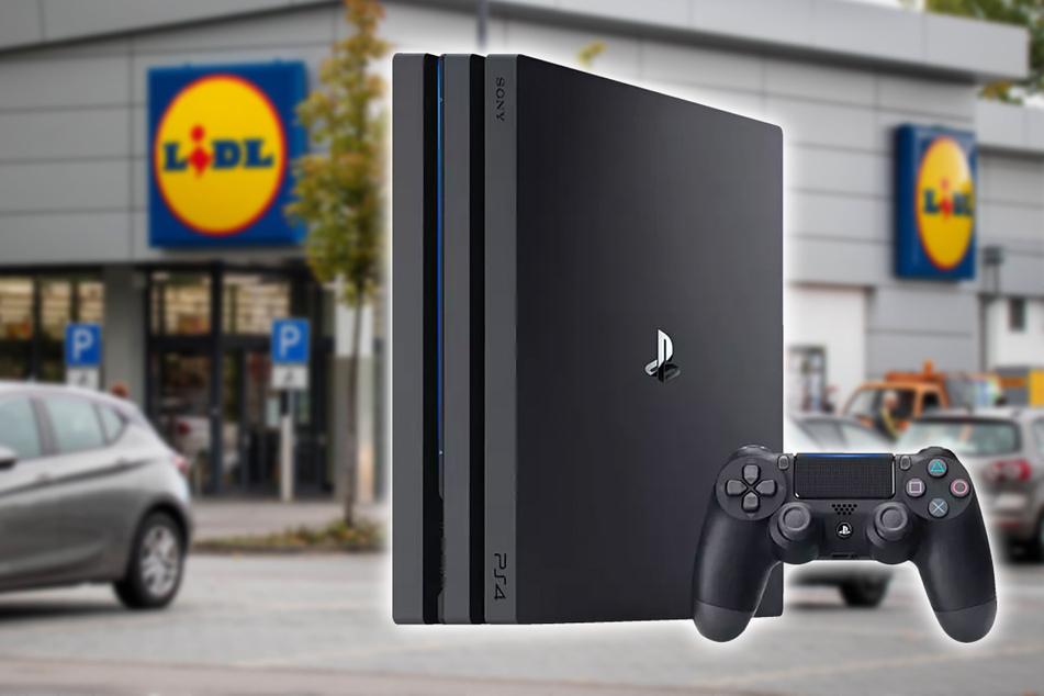 Lidl verkauft am Montag (30.11.) die PlayStation 4 Pro zum Sonderpreis!