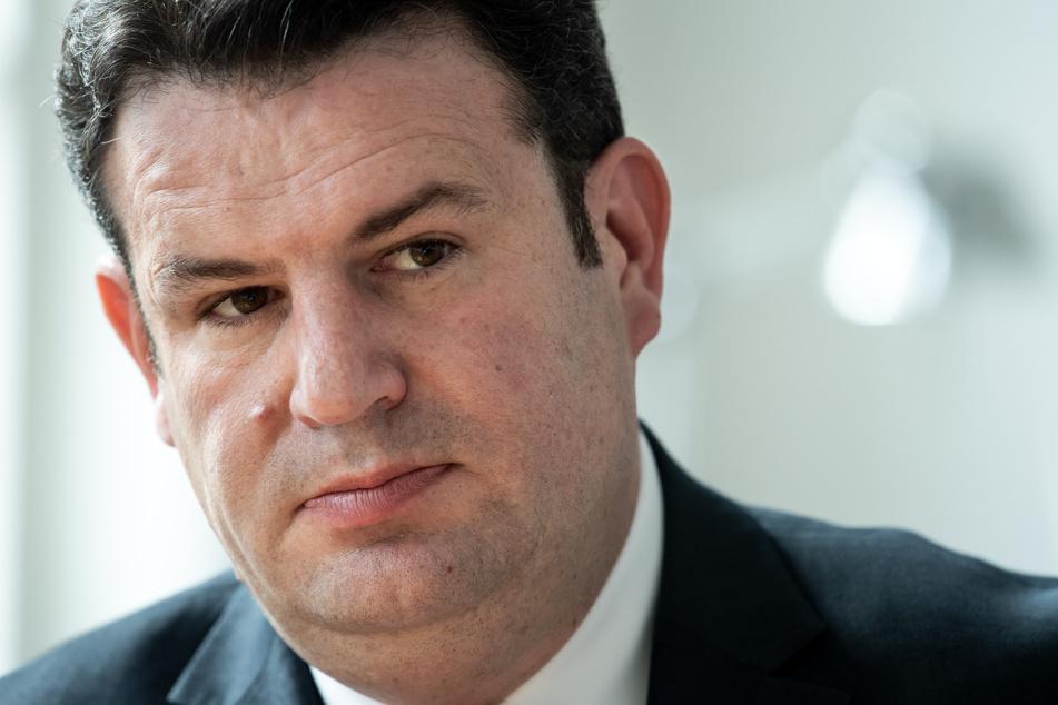 Hubertus Heil (SPD), Bundesminister für Arbeit und Soziales. (Archivbild)