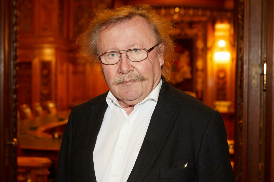 Der Philosoph Peter Sloterdijk (74).
