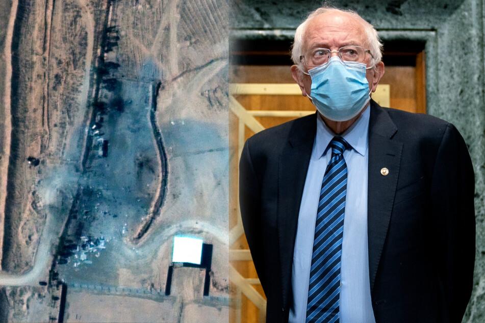 Nach Bombenabwurf über Syrien: Joe Biden bekommt Kritik aus den eigenen Reihen