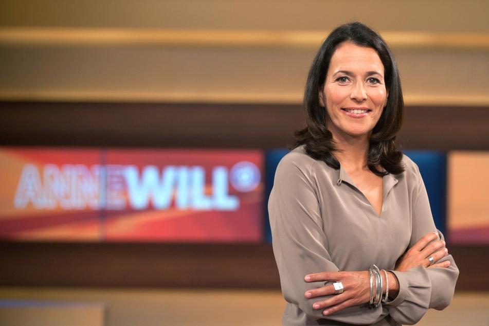 """Auch """"Anne Will"""" soll vorerst ohne Zuschauer aufgezeichnet werden."""