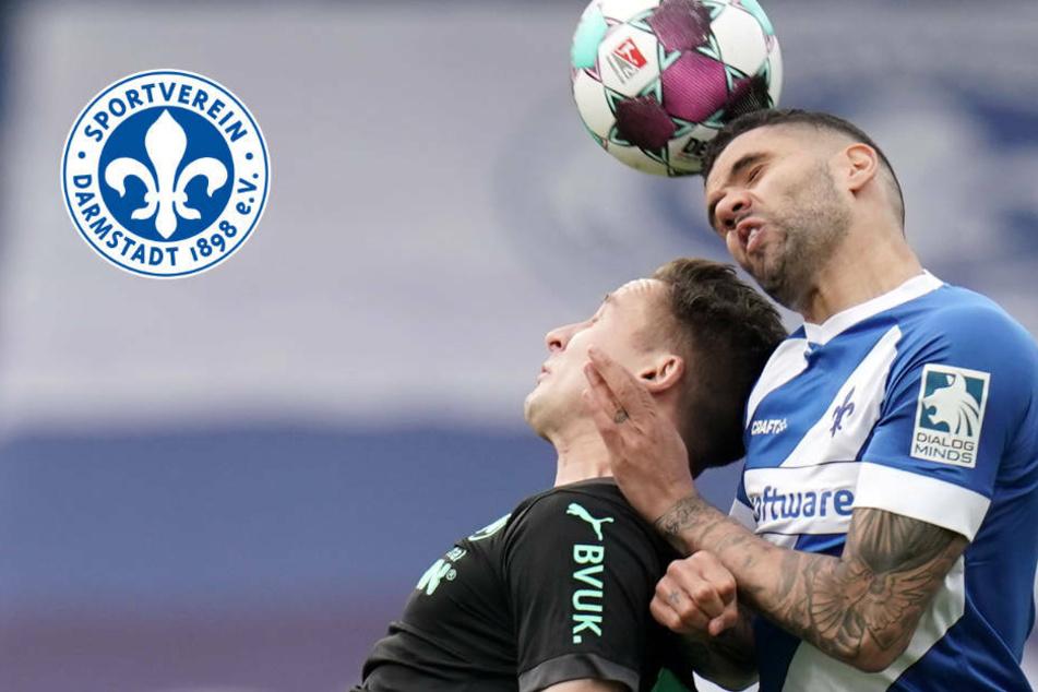 SV Darmstadt 98 verspielt 2:0-Führung gegen SpVgg Greuther Fürth!