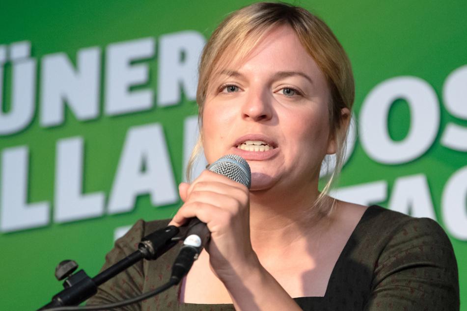 Fraktionschefin Katharina Schulze stellt klare Forderungen auf. (Archiv)
