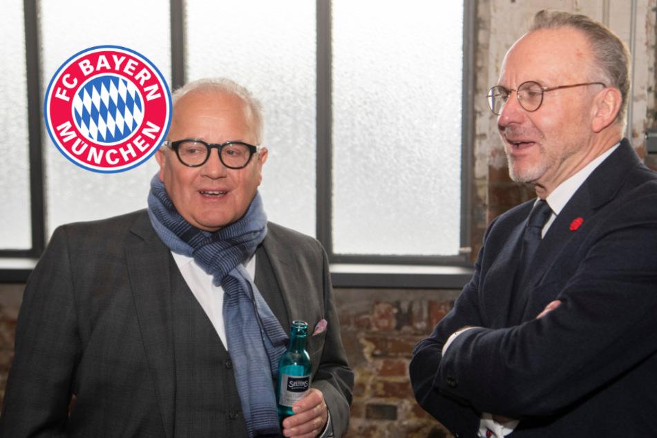 Hansi Flick als Bundestrainer? Rummenigge berichtet von Gespräch mit DFB-Chef!