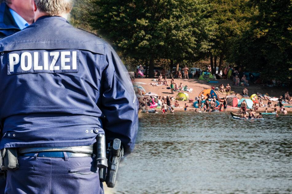 Wegen Hitzewelle: Viele Badeseen in NRW trotz Corona total überlaufen!