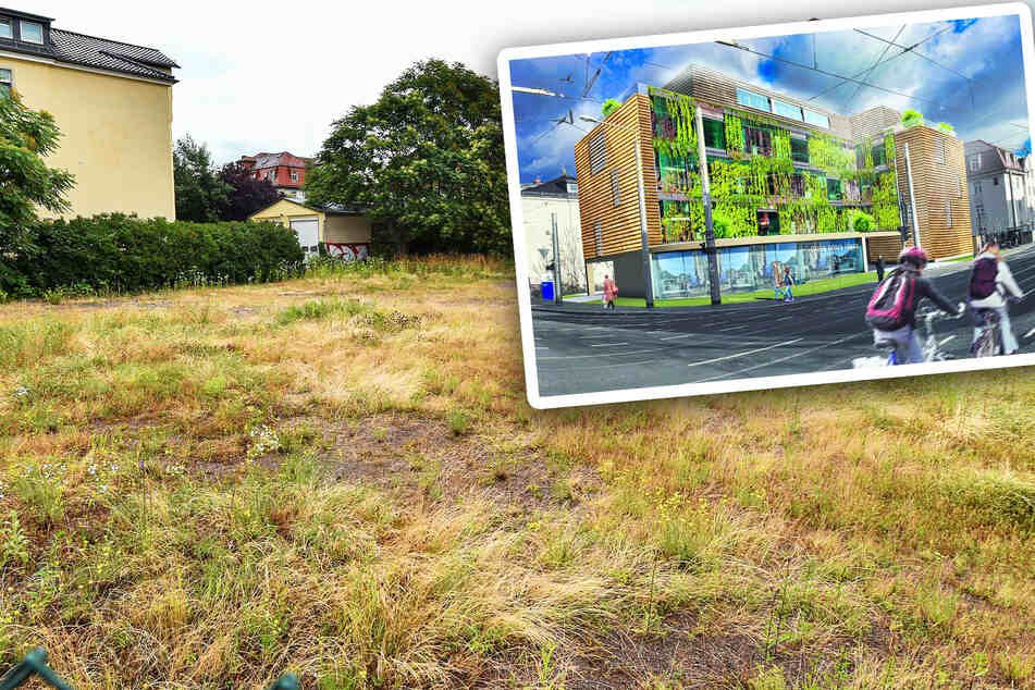 Dresden: Grundstück in Blasewitz ist viel mehr wert: Für Neubau verzichtet Rathaus auf 650.000 Euro