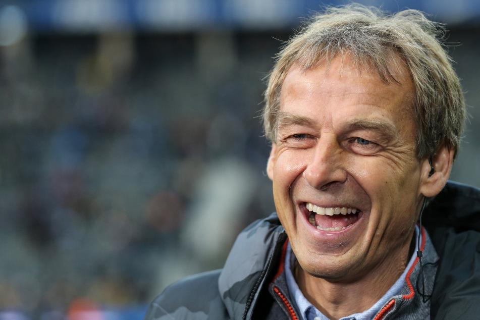 Jürgen Klinsmann meldet sich mit klasse Aktion wieder zu Wort