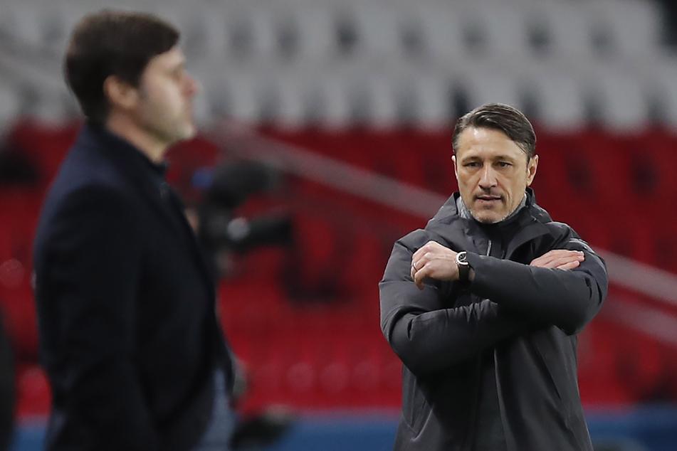 Niko Kovač (49) schlägt mit dem AS Monaco Paris Saint-Germain um Tuchel-Nachfolger Mauricio Pochettino (48).