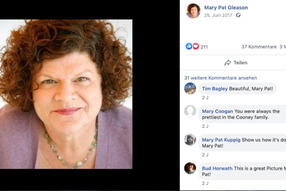 Gleason Mary  nackt Pat ALLGEMEINE KRANKENHAUS
