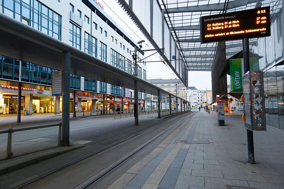 CVAG streikt am Dienstag in Chemnitz! Einschränkungen bei Bus und Bahn