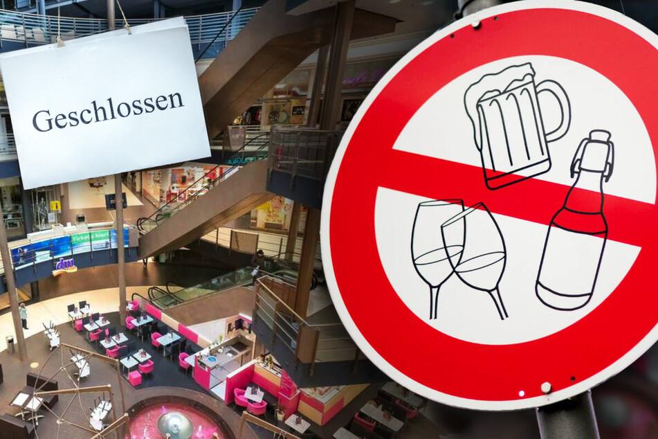 Chemnitz: Zu hohe Inzidenzwerte: Chemnitz verschärft Corona-Regeln, Läden ab Freitag wieder dicht!