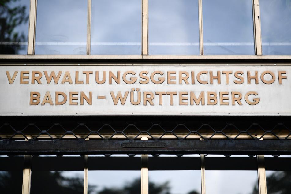 Der VGH Baden-Württemberg in Mannheim kippte die Sperre. (Archiv)
