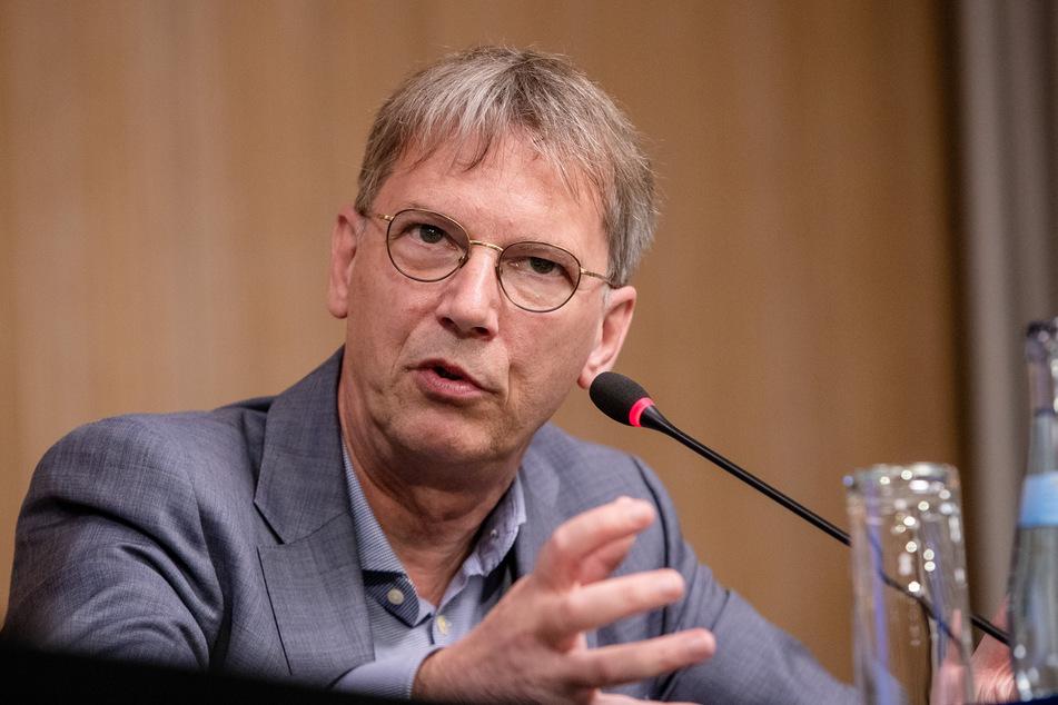 Hans-Georg Kräusslich, Leiter der Virologie am Universitätsklinikums Heidelberg.