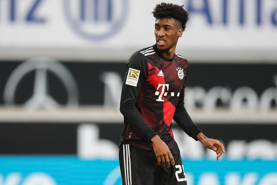 Bleibt Kingsley Coman (25) beim FC Bayern München?