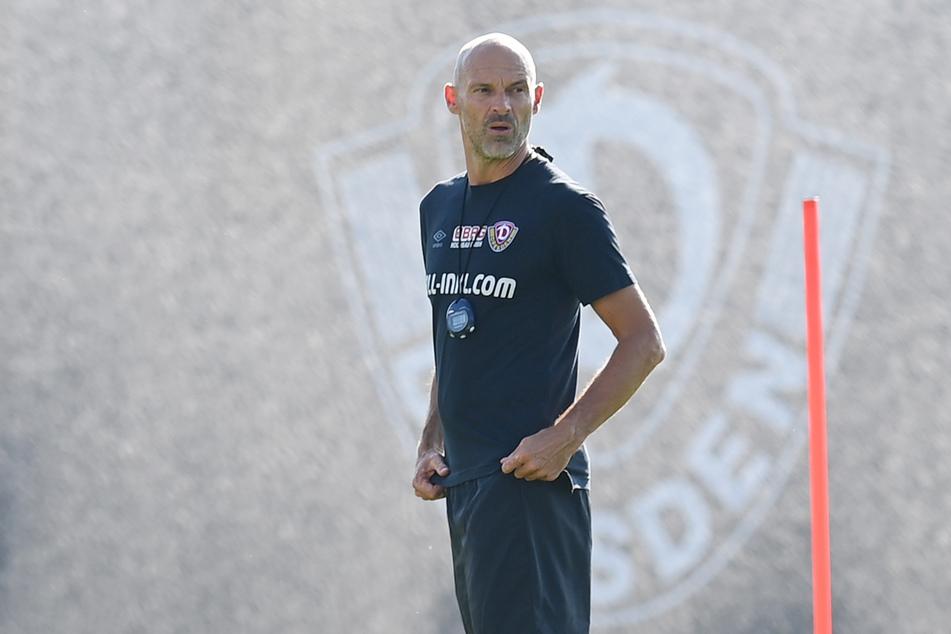 Der Schlüssel für gut gefüllte Stadien: Dynamo-Trainer Alexander Schmidt (52) will die Fans an der Basis zurückgewinnen.