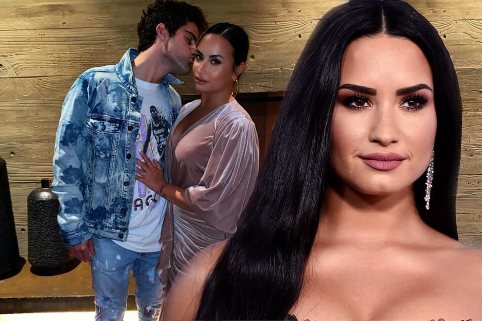 Herzschmerz statt Hochzeit! Demi Lovato ist wieder Single
