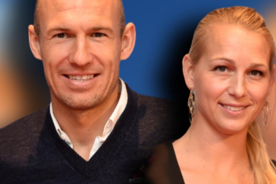 "Arjen Robbens Frau an Corona erkrankt: ""Kein schönes Gefühl"""