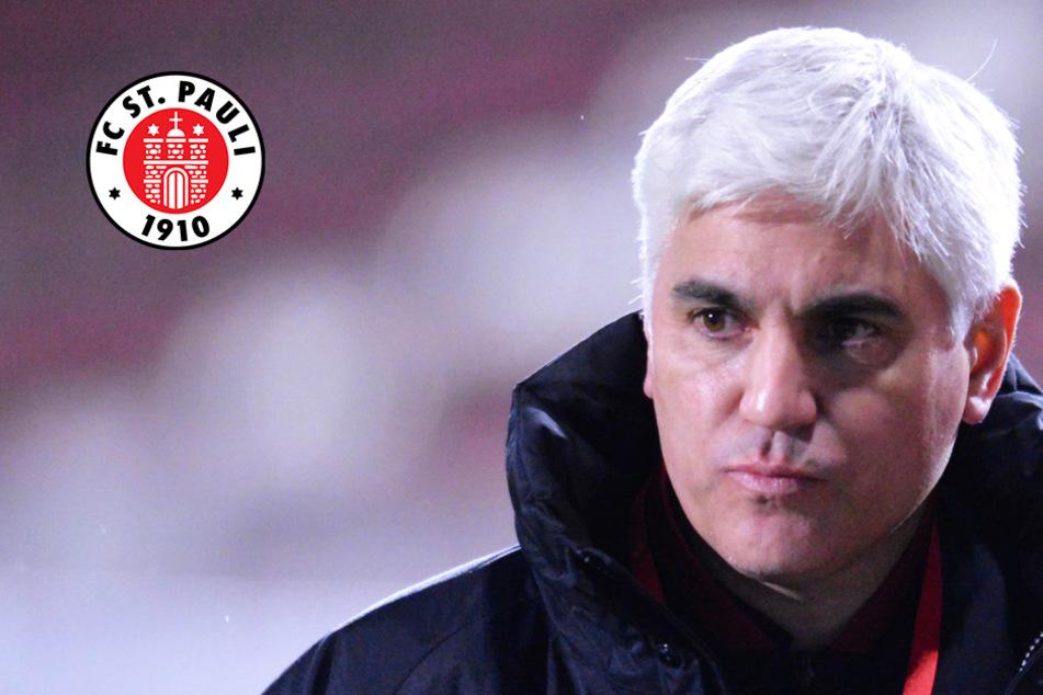 Torwartproblem beim FC St. Pauli? Sportchef Bornemann hat klare Meinung