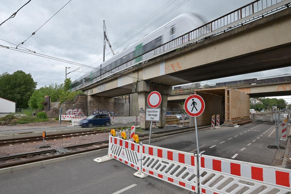 Autofahrer, aufgepasst! Hier gibt's ab heute neue Vollsperrungen in Chemnitz