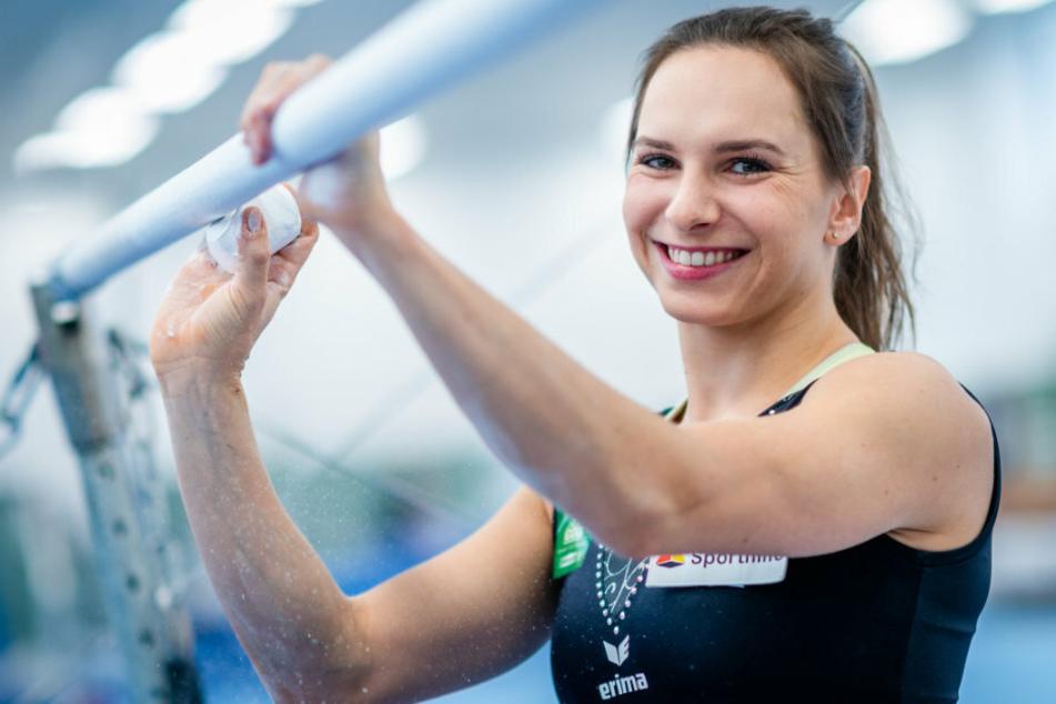 """Olympia-Turnerin Scheder ganz privat: """"Es war keine leichte Entscheidung!"""""""
