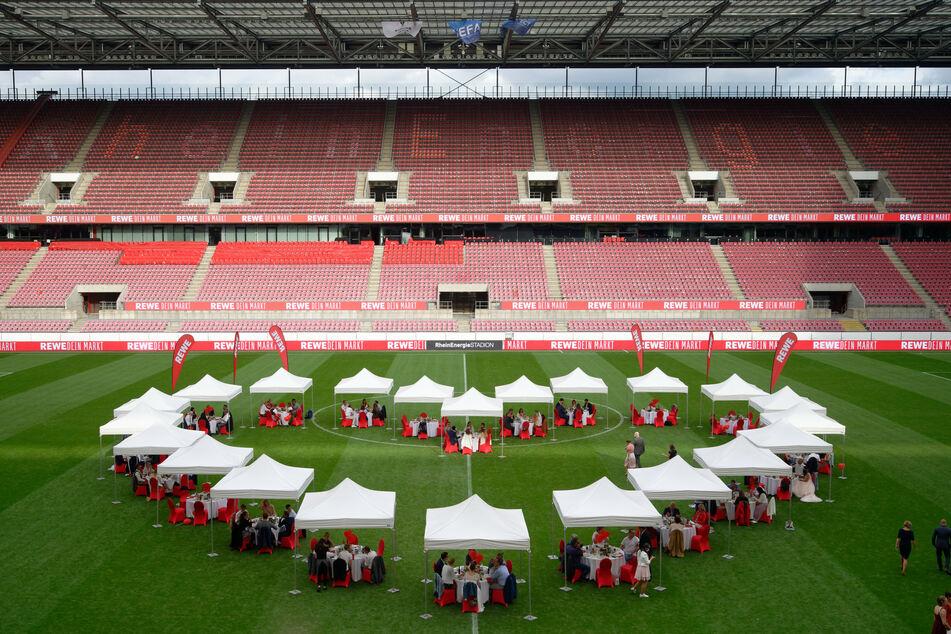 Ja, ich will: Kölner heiraten auch in Krisenzeiten
