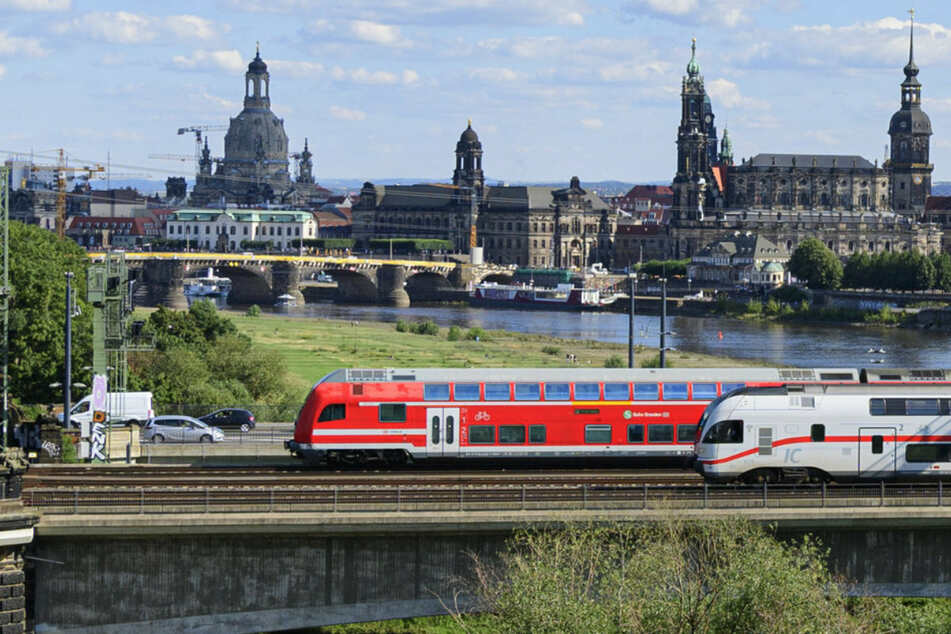 Von Dresden nach Prag mit dem Zug in nur einer Stunde! Neue Details zum Erzgebirgstunnel