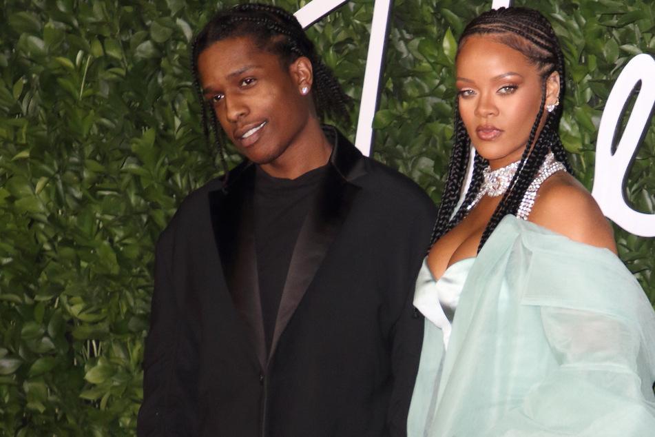 Sängerin Rihanna (33) und ihr Lebensgefährte A$AP Rocky (32) gehören zu den berühmtesten Stars der US-Musikszene.