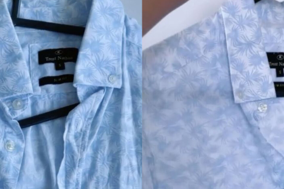 This amazing life hack shows how to ditch wrinkled clothes for good!