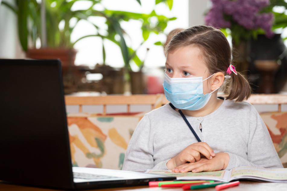 In einer Studie wurden keine akuten Infektionen an sächsischen Schulen gefunden. Die verstärkte Mediennutzung der Schüler beobachten die Experten allerdings mit Sorge. (Symbolbild)
