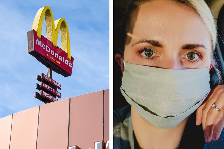 Anna Heiser isst mit ihrer Familie bei McDonalds: Was sie erlebte, lässt sie verstört zurück!
