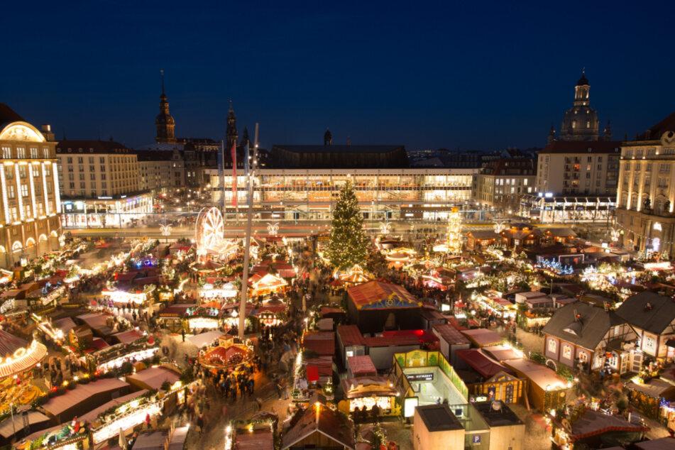 Ob der Striezelmarkt auch dieses Jahr Touristen nach Dresden locken kann, bleibt abzuwarten.