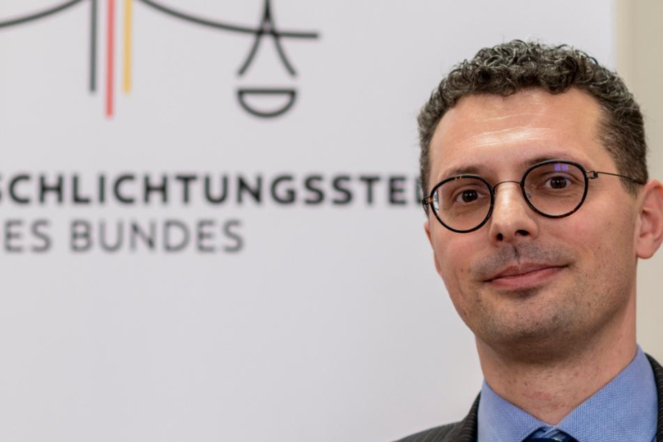 Felix Braun, Leiter der Universalschlichtungsstelle des Bundes.