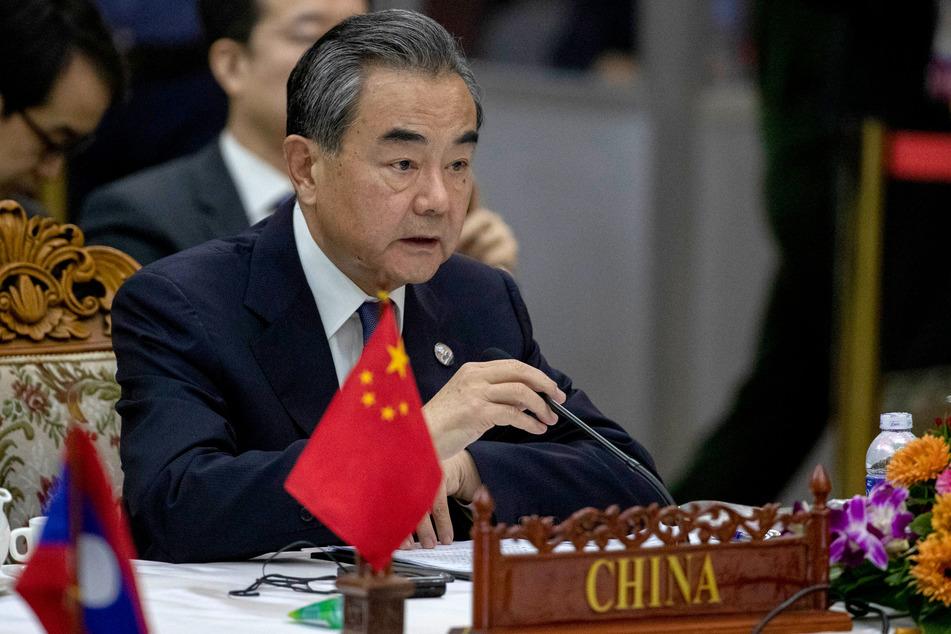 Wang Yi, Außenminister von China.